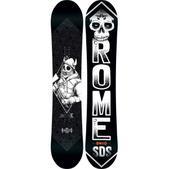 Rome Boneless Snowboard 150