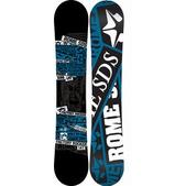 Rome Factory Rocker Snowboard 161