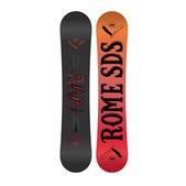 Rome Garage Rocker Midwide Snowboard 2015