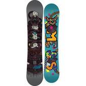 Rome Label Rocker Snowboard 145