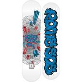 Rome Minishred Rocker Snowboard 100