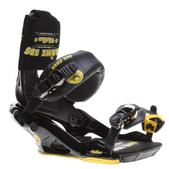 Rome Mob Boss Snowboard Bindings Black