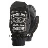 Rome Old 561 Snowboard Mitts Black