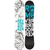 Rome Reverb Rocker Snowboard 151