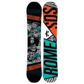 Rome Reverb Rocker Snowboard 2016