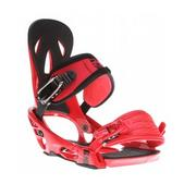 Rome Shift Snowboard Bindings Red
