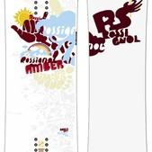 Rossignol Amber Snowboard 145 - Women's
