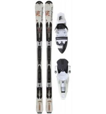 Rossignol Attraxion XI Mutix Skis 162 w/ Saphir 120 Tp12
