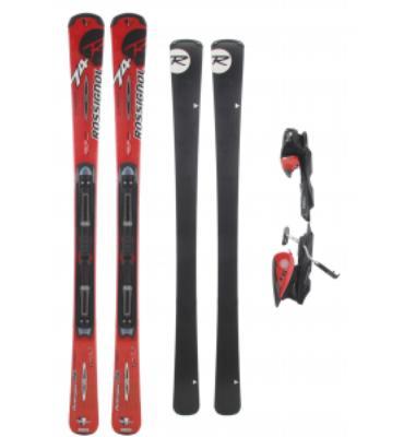 Rossignol Avenger 74 Carbon Tpi2 Skis w/ Axium 110S Bindings