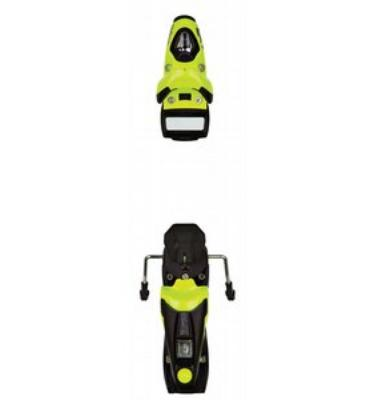 Rossignol Axium 110 Ski Bindings Fluro Yellow