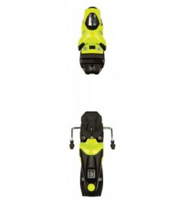 Rossignol Axium 120 Ski Bindings Fluorescent Yellow