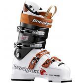 Rossignol B-Squad Pro 130 Carbon Ski Boots Wht/Ant