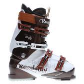 Rossignol B-Squad Sensor 90 Ski Boots White/Brown