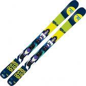 Rossignol Boy`s Youth Terrain  Jr / Xelium Jr 70 B83 Ski and Binding System (BLUE/ YELLOW, 128)