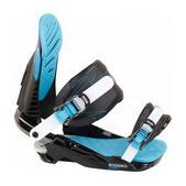 Rossignol Cuda V1 Snowboard Bindings Black/Blue
