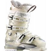 Rossignol Electra Sensor3 80 Ski Boots White Transparent