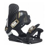 Rossignol HC1000 Snowboard Bindings Black/Gold