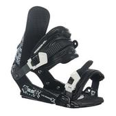 Rossignol Hc1000 Snowboard Bindings Black/White