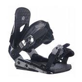 Rossignol HC2000 Snowboard Bindings Black/Silver