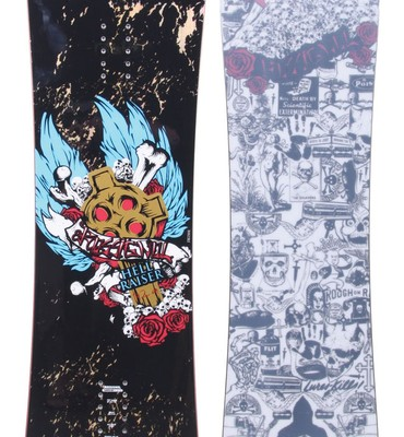 Rossignol Hellraiser Mini Snowboard 140 - Men's