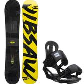 Rossignol Jibsaw Magtek Snowboard w/ Head NX One Bindings