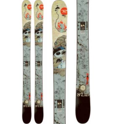 Rossignol S7 Pro Freeride Skis