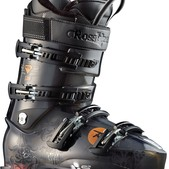 Rossignol Squad Sensor3 120 Ski Boots Black Transparent - Men's
