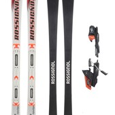 Rossignol Strato 70 LTD TI Tpi2 Skis w/ Axial 120S Bindings - Men's