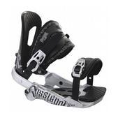Rossignol Viper Snowboard Bindings Black/Silver