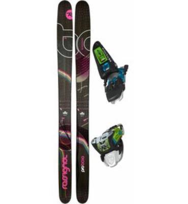 Rossignol Voodoo Pro Ski Package