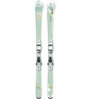 Rossignol Voodoo SC80 Skis 165 w/ Saphir 110 Bindings