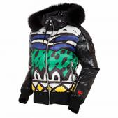 Rossignol Women's Angel Print Down Jacket