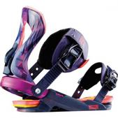 Rossignol Women`s Justice Snowboard Bindings (S/M)