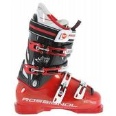 Rossignol Zenith Pro 120 Ski Boots Red/Transp