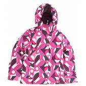 Roxy Glider Girl's Snowboard Jacket Flora/Phlox Pink Teenie Moonlight