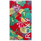 Roxy Hazy Towel - Salsa Havana Flower