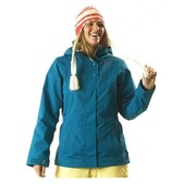 Roxy Junior's Corvette Insulated Snowboard Jacket