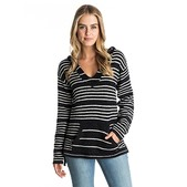Roxy Mellie Hooded Poncho Sweater for Women