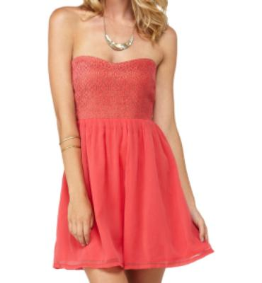 Roxy Party On Dress - Women's
