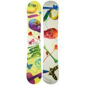 Roxy Sugar Banana Snowboard Blem 142