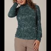 Royal Robbins Belle Rosa Mock Neck Shirt - Women's - 2014 Closeout