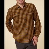 Royal Robbins Check Flannel Shirt - Men's - 2014 Closeout