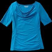 Royal Robbins Women's Essential Cowl Neck Shirt