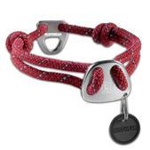 Ruffwear Knot A Collar Reflective Dog Collar, Red