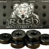 Rush Abec 9 Skateboard Bearings