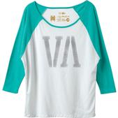 RVCA Department VA T-Shirt - 3/4-Sleeve - Women's