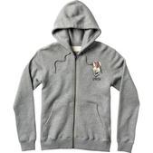 RVCA Rabbit Skull Full-Zip Hoodie - Men's