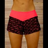 RYU Women's Stellar 2N1 Short Alarm With Graphic