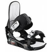 Salomon C Force Snowboard Bindings Black/White