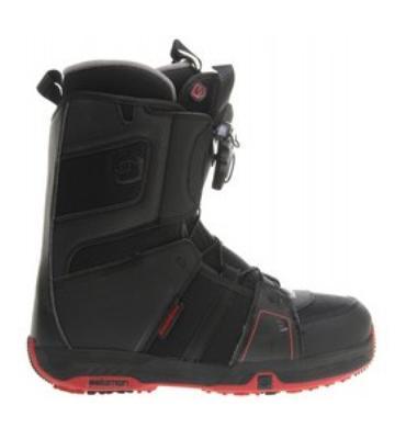Salomon Echelon Snowboard Boots Black/Rubis-X